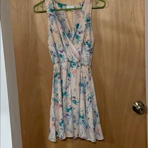 Light flowy Lush dress